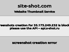 Скриншот для сайта discovery-vision.ru создается...