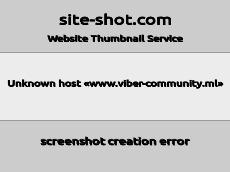 Скриншот для сайта viber-community.ml создается...