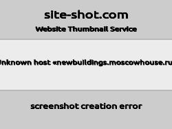 NewBuilding - Новостройки, недвижимость в Москве
