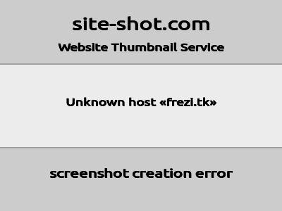 Скриншот сайта Новая соц. сеть