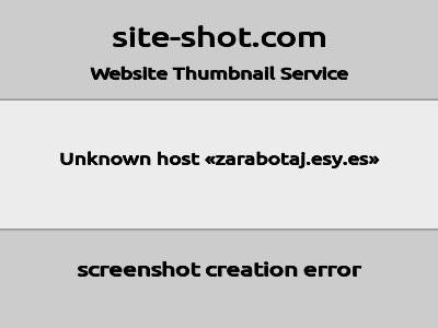 Скриншот сайта Сайт по заработку в интернете