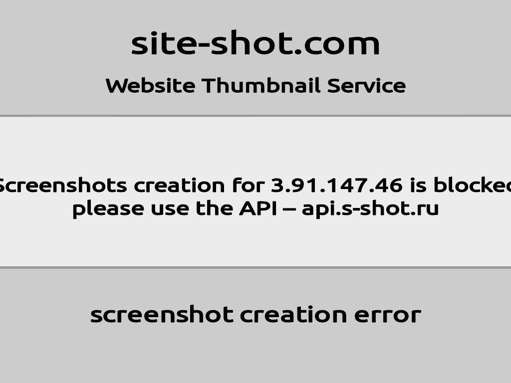 Скриншот сайта vizit.pw