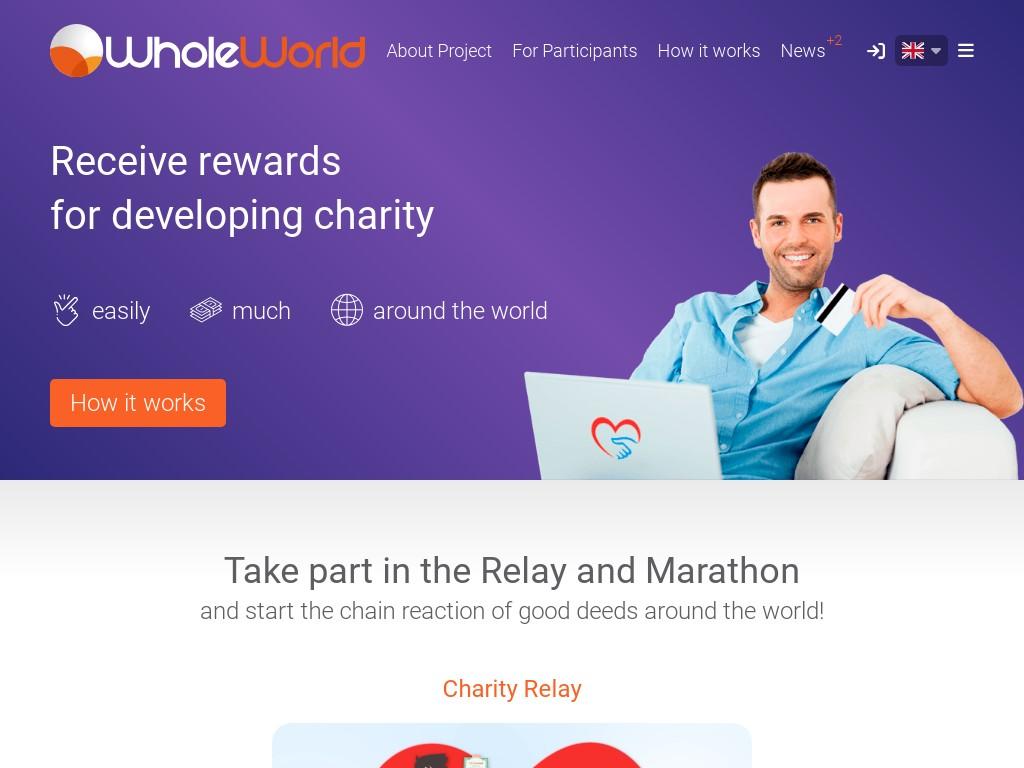 Скриншот сайта vs33691.wholeworld.ws