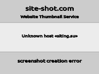 """Siting.su"" - каталог сайтов"