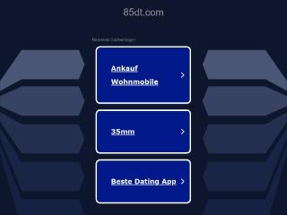 85dt.com的网站截图