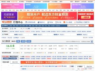 东方财富(300059)股票价格_行情_走势图—东方财富网