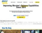 Допомога Армії України | АРМІЯ SOS