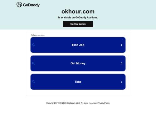 okhour screenshot