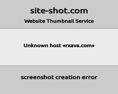 rxava screenshot