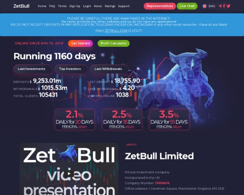 zetbull screenshot