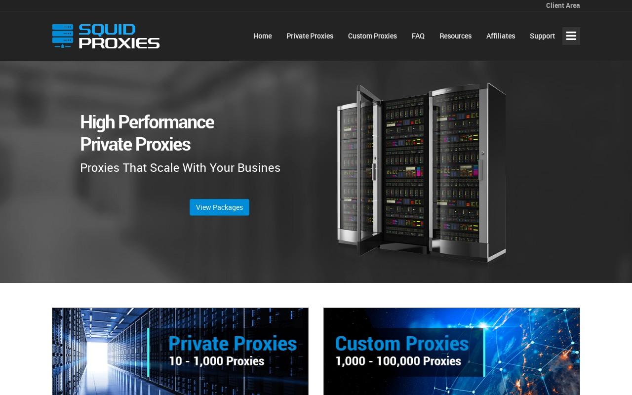 скриншот сайта https://www.squidproxies.com/billing/aff.php?aff=1357