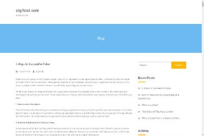 """""""Stg-host.com"""" - надійний і недорогий платний хостинг для сайтів"""