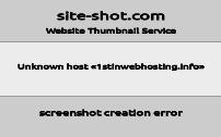1stinwebhosting.info