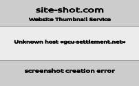 gcu-settlement.net