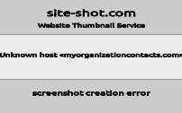 myorganizationcontacts.com