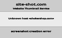 shokershop.com