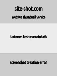 Скриншот сайта pornotub.cf