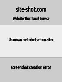 Скриншот сайта turksertxxx.site
