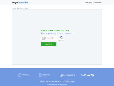 davostrade screenshot