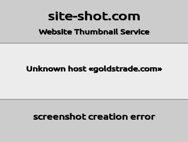 goldstrade screenshot