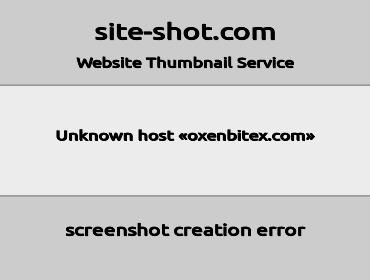 oxenbitex screenshot
