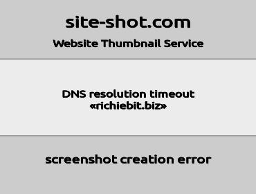 richiebit.biz screenshot