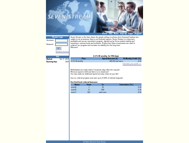 seven-stream screenshot