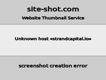 strandcapital screenshot