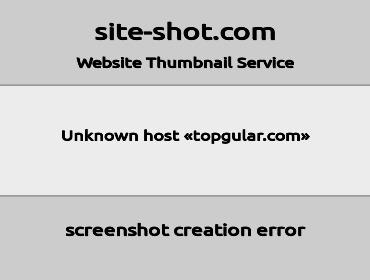 topgular screenshot