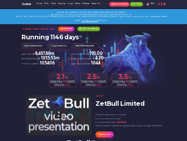 zetbull screenshot