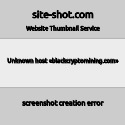 blackcryptomining.com screenshot