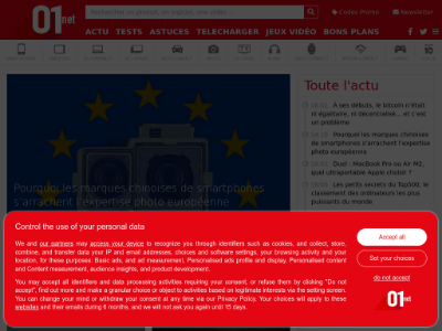 unblocked proxy 01net.com