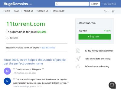 unblocked proxy 11torrent.com