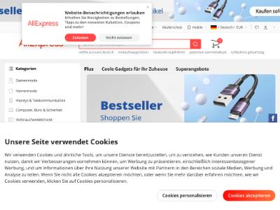 unblocked proxy aliexpress.com