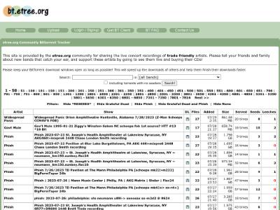 unblocked proxy bt.etree.org