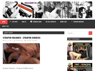 unblocked proxy femdom365.net