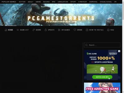 unblocked proxy gamestorrent.co