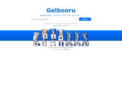 unblocked proxy gelbooru.com