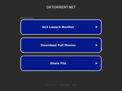 unblocked proxy gktorrent.net