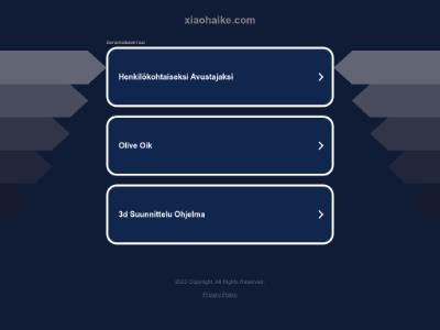 www.xiaohaike.com