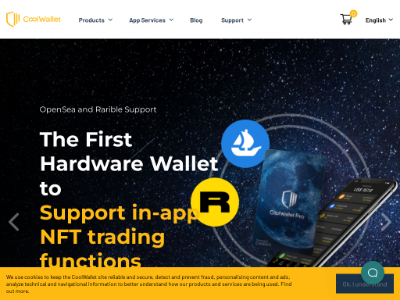 CoolWallet S硬體錢包