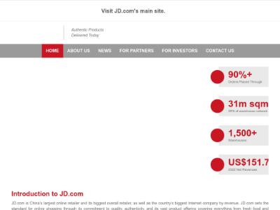 京东(jd.com)-正品低价、品质保障、配送及时、轻松购物!