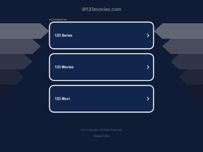 unblocked proxy i0123movies.com