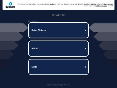 unblocked proxy kinotut.tv