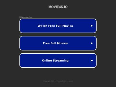 unblocked proxy movie4k.io