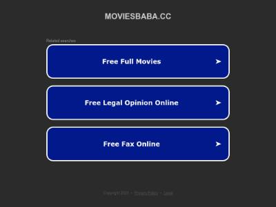 unblocked proxy moviesbaba.cc