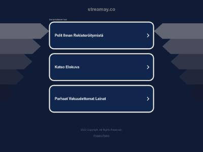 unblocked proxy streamay.co
