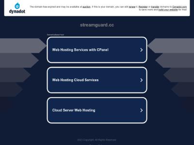 unblocked proxy streamguard.cc