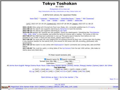 unblocked proxy tokyotosho.info