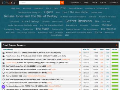 unblocked proxy torlock2.com